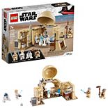 LEGO Star Wars Obi-Wan's Hut 75270 Hot Toy Building Kit