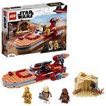 LEGO Star Wars Luke Skywalker's Landspeeder 75271 Building Kit