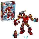 LEGO® Marvel Avengers Iron Man Mech 76140 Building Kit