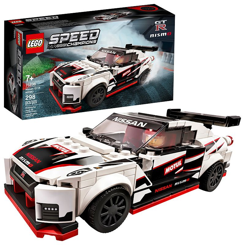 LEGO Speed Champions Nissan GT-R NISMO 76896 Building Kit