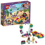LEGO Friends Andrea's Car & Stage 41390 Building Kit
