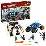 LEGO NINJAGO Legacy Thunder Raider 71699 Building Kit