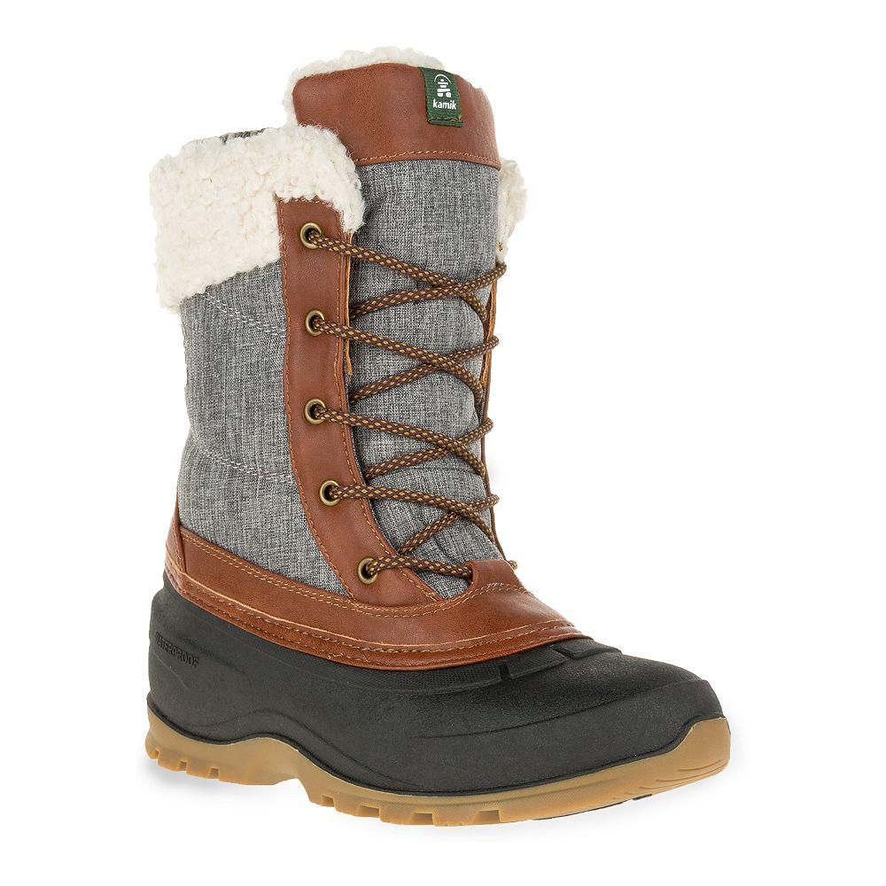 Kamik Snowpearl Women's Waterproof Winter Boots