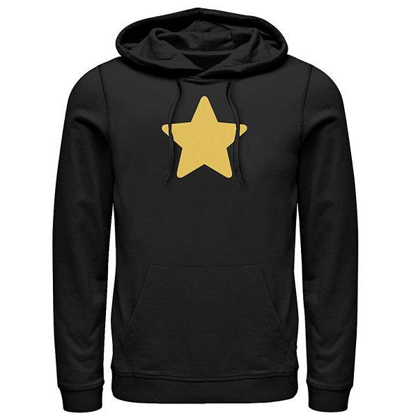 Men's CN Steven Universe Greg's Star Graphic Hoodie XILro
