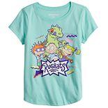Girls 7-16 Nickelodeon Rugrats Graphic Tee