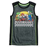 Boys 4-12 Jumping Beans® Mario Kart Muscle Tee