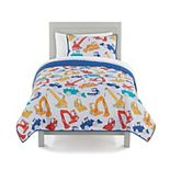 The Big One® Kids Printed Reversible Quilt Set with Shams