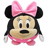Disney's Minnie Mouse Round Huggable Cuddle Pal