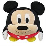 Disney's Mickey Mouse Round Huggable Cuddle Pal