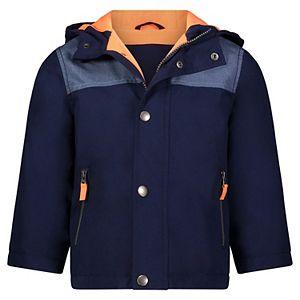 Baby Boy Carter's Fleece Lined Coat