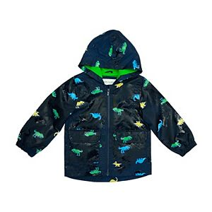 Baby Boy Carter's Color Changing Dino Rainslicker