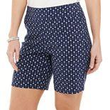 Women's Croft & Barrow® Millennium Tummy-Control Shorts