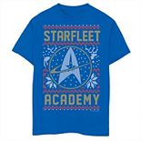 Boys 8-20 Star Trek Next Generation Starfleet Symbol Tee