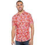 Men's Apt. 9® Slim-Fit Strech Button-Down Shirt