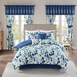 Madison Park Gabby 6-Piece Comforter and Sham Set