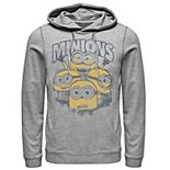 Men's Despicable Me Minions Group Pullover Hoodie
