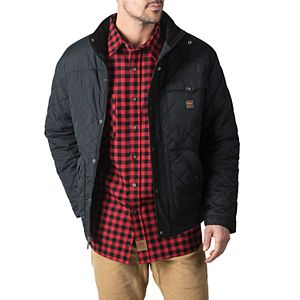 Men's Walls Ranch Brownwood Quilted Jacket