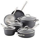 Anolon Accolade 10-pc. Hard-Anodized Precision Forge Cookware Set