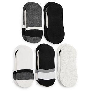 Women's Madden Girl 5-Pack No-Show Liner Socks
