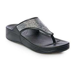 Tek Gear® Bling Women's Wedge Sandals