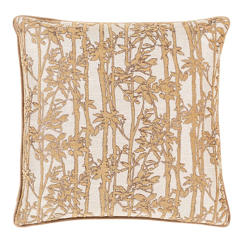 Decor 140 Armada Throw Pillow, Brown, 20X20