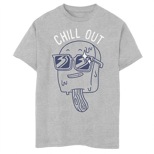 Boys 8-20 Chill Out Popsicle Graphic Tee