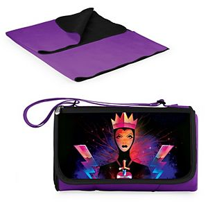 Disney's Snow White Evil Queen Outdoor Picnic Blanket Tote by Picnic Time