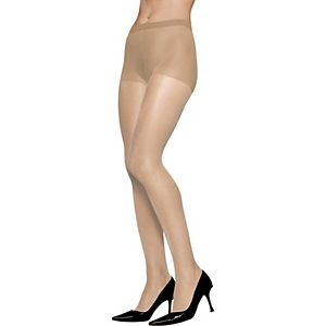Women's L'eggs 3-pack Silky Sheer Control Top Pantyhose