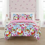 Joyful Multi Comforter Set