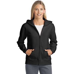 Women's Hanes® EcoSmart Full-Zip Hoodie Sweatshirt
