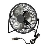Honey-Can-Do Bronze USB-Powered Desk Fan