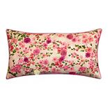 Edie @ Home Dimensional Indoor & Outdoor Cherry Blossom Throw Pillow