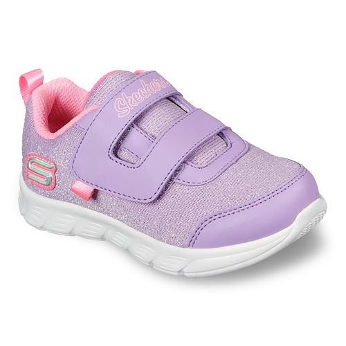 Skechers® Comfy Flex Toddler Girls' Sneakers