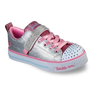Skechers Twinkle Toes Twinkle Lite Girls' Light Up Shoes