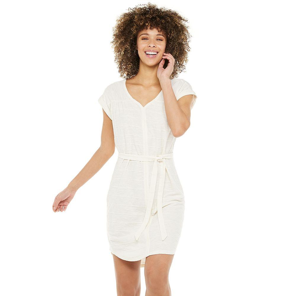 Women's SONOMA Goods for Life® Belted Dolman Dress
