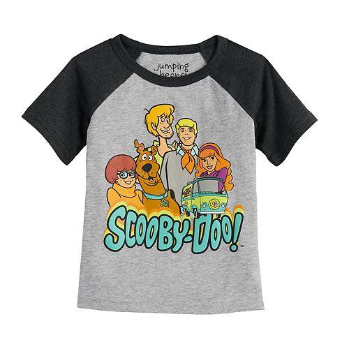 Toddler Boy Jumping Beans® Scooby-Doo Raglan Graphic Tee