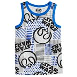 Boys 4-12 Jumping Beans® Star Wars Graphic Tank Top