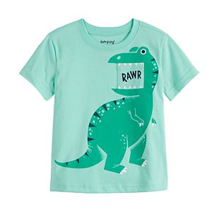 Toddler Boy Jumping Beans® Dinosaur Pocket Graphic Tee