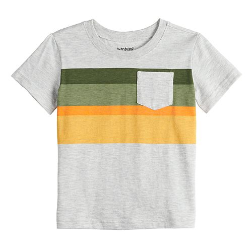 Toddler Boy Jumping Beans® Pocket Graphic Tee