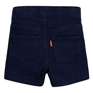 Toddler Girl Levi's® Stretch Pull-On Shorty Shorts