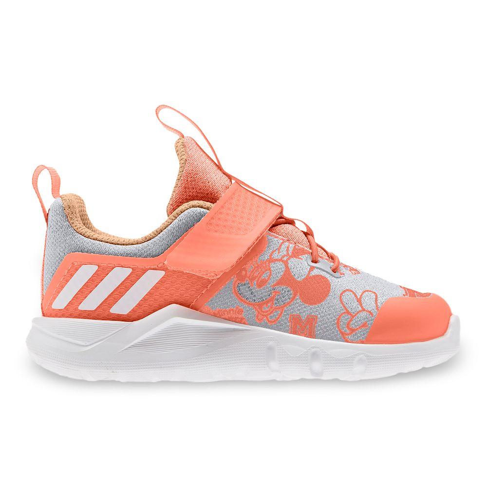 adidas RapidaFlex Minnie El Toddler Girls' Sneakers