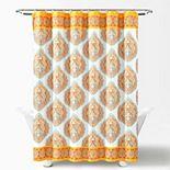 Lush Decor 14-piece Harley Shower Curtain Set