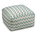 Sonoma Goods For Life® Indoor/Outdoor Pouf