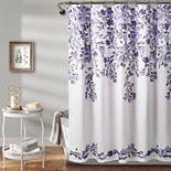 Lush Decor Tanisha Shower Curtain