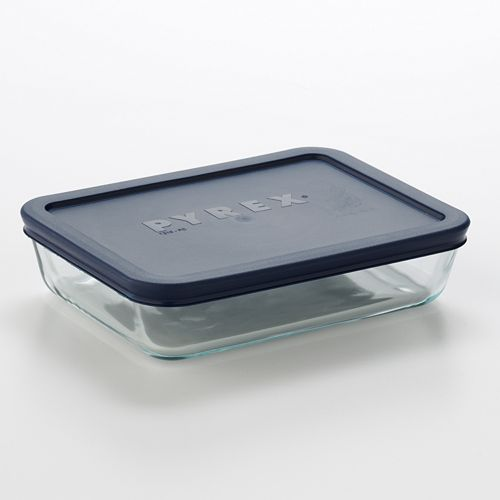 Pyrex Storage Plus 3-Cup Rectangular Covered Dish