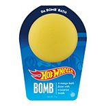 Da Bomb Bath Hot Wheels Yellow Bath Bomb