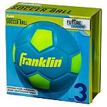 Franklin Blue Probrite Soccer Ball