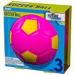 Franklin Pink Probrite Soccer Ball