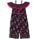 Toddler Girl Little Lass Jumpsuit