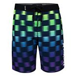 Boys 8-20 Hurley Checkered One & Only Board Shorts